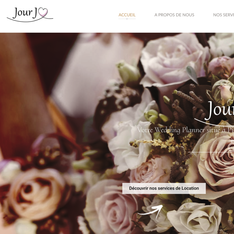 site wedding planner